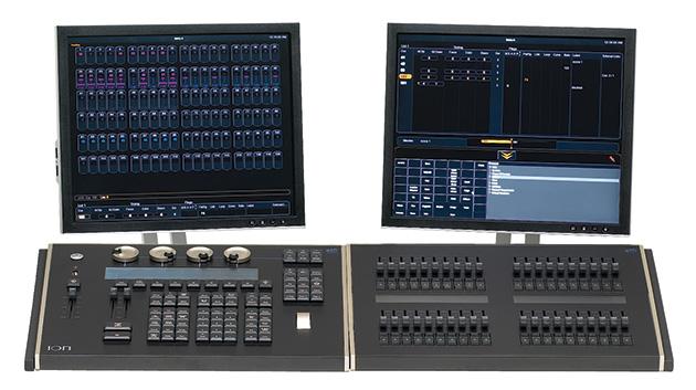 etc ion control console